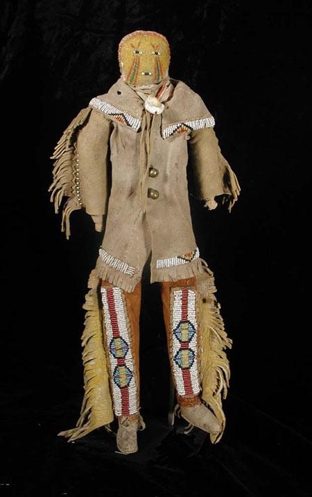 Southern Cheyenne Doll