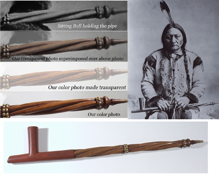 Sitting Bull's Pipe: Determining Authenticity