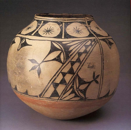 Cochiti Pueblo Storage Jar
