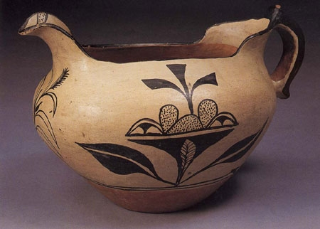 Santo Domingo Pueblo Pot