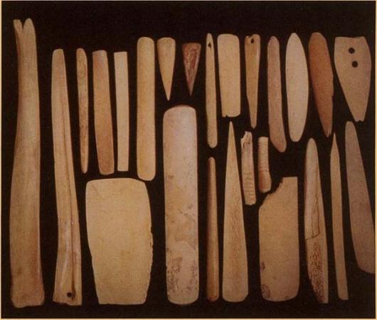 Bone Tools