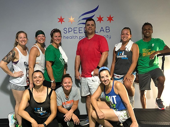 Speed Lab's First Class-Sunday August 11, 2019