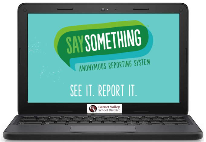 Anonymous Reporting System