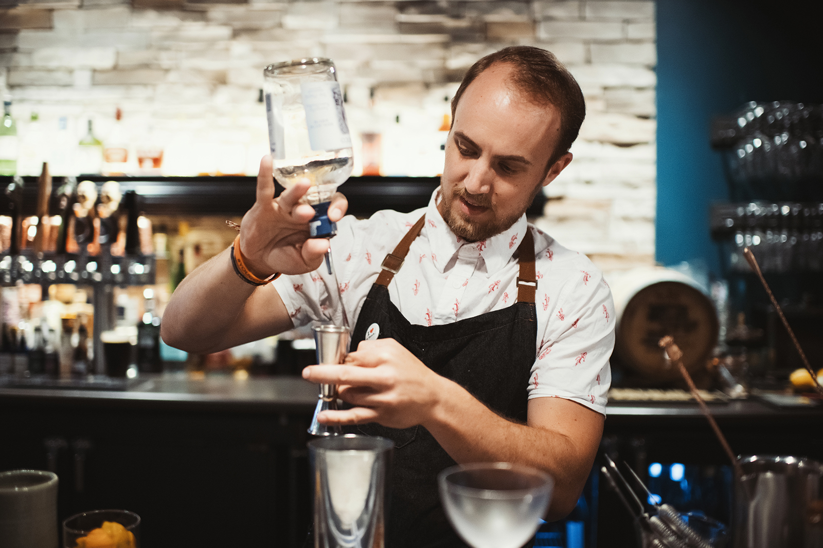 Hosting your own event? - Order your party necessities from us–including wine, liquor, and all the essentials for great craft cocktails–and let our talented bar staff do the mixing for you.