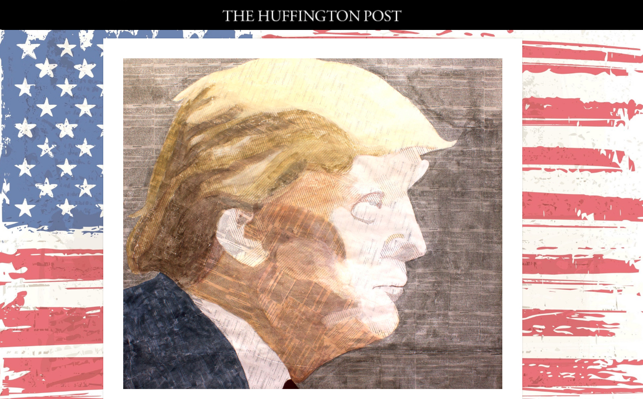 If This Art Could VoteHuffington PostJuly 23, 2016 -