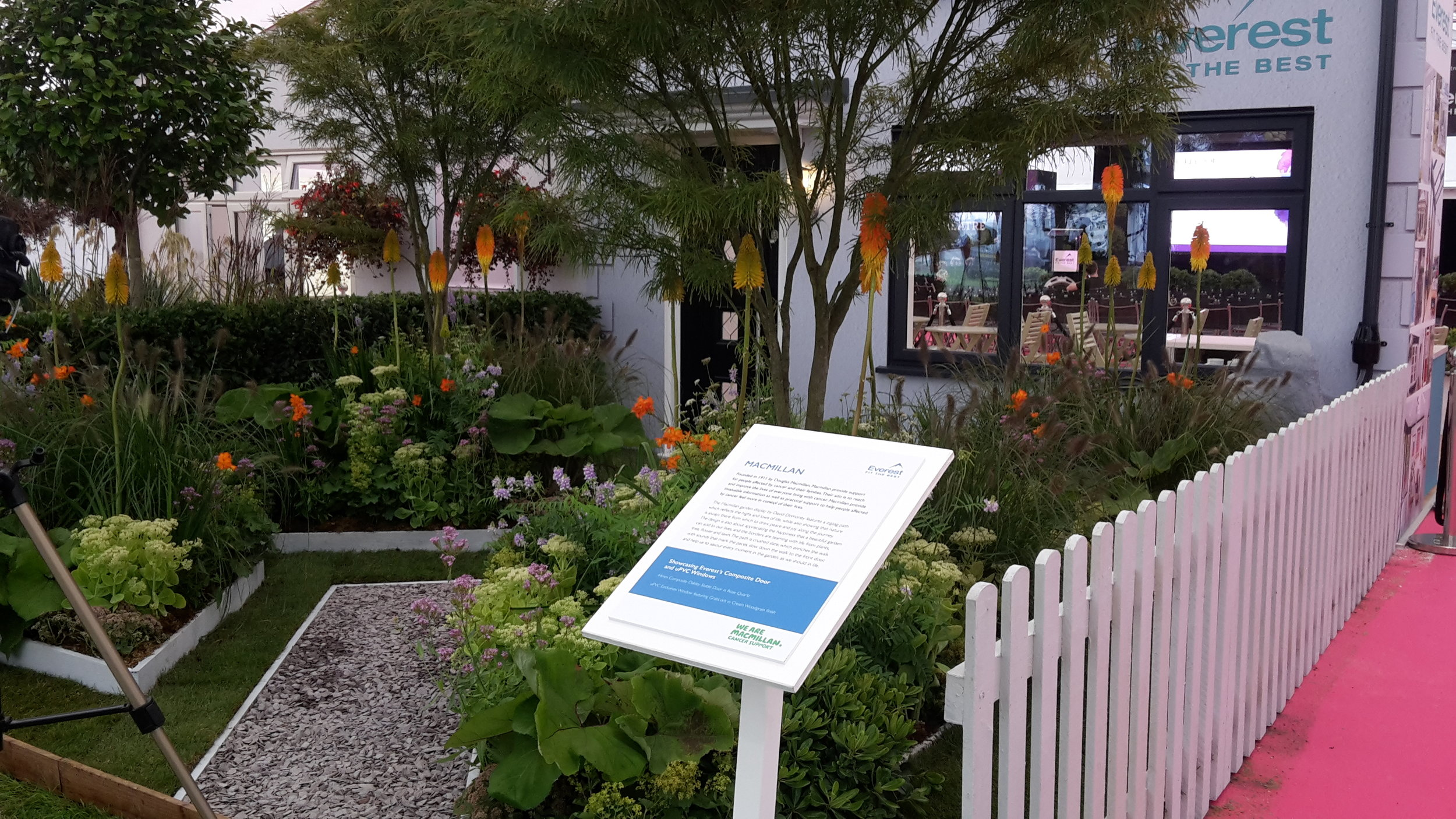 Macmillan Garden