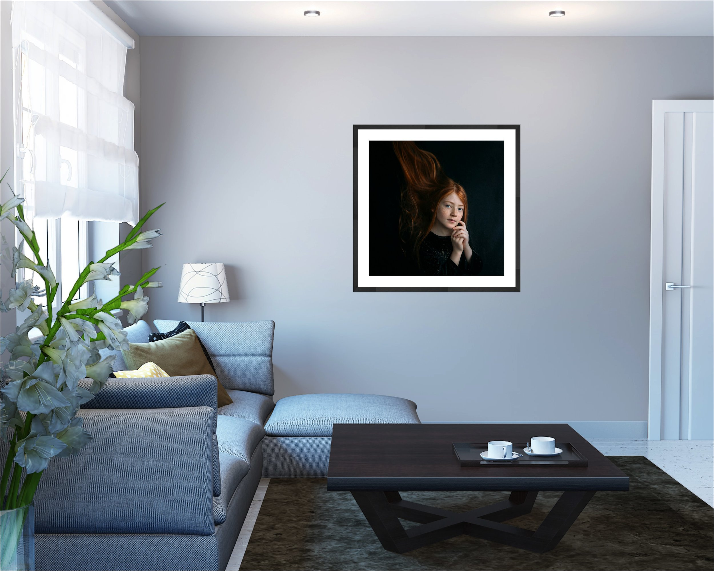 Art deserves a place on your walls -