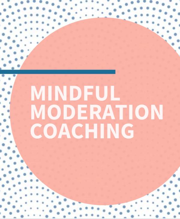 Mindful Moderation Coaching