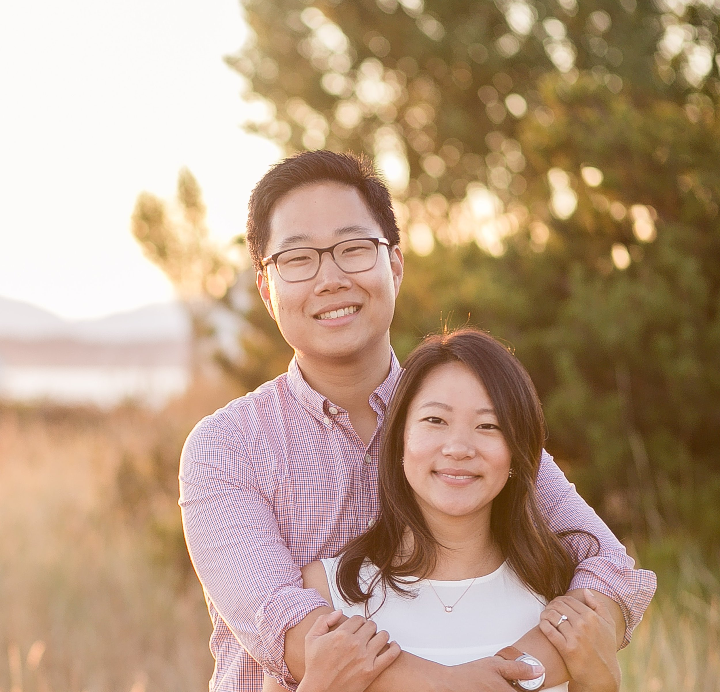 Dr. Jacob Sung and Wife