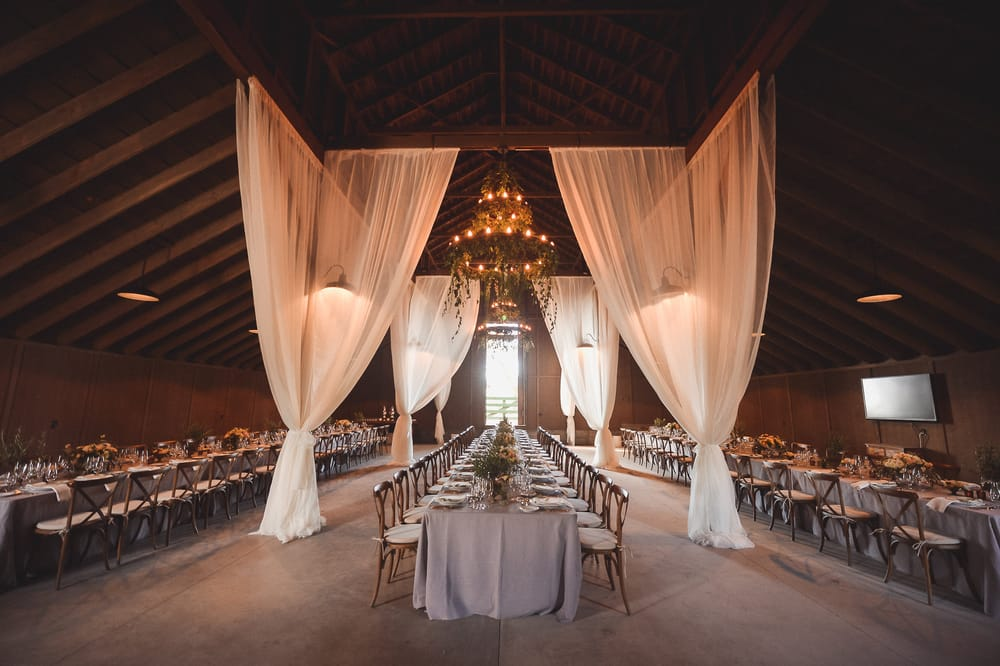 Islay Events, Draping and Lighting