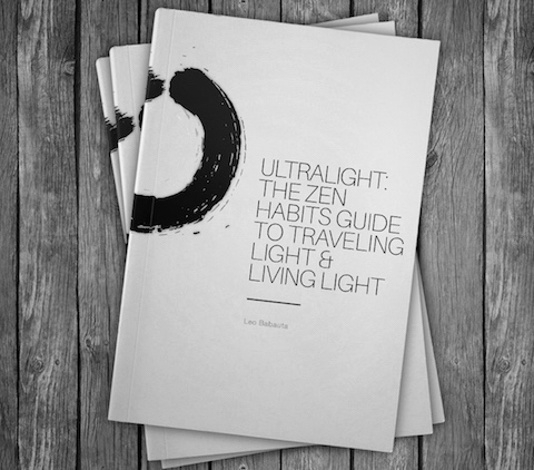 Leo's excellent book on ultralight travel