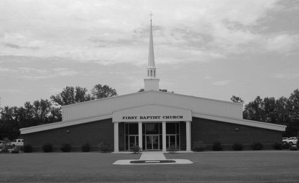 This looks very similar to the church I attended as a boy n Texas.