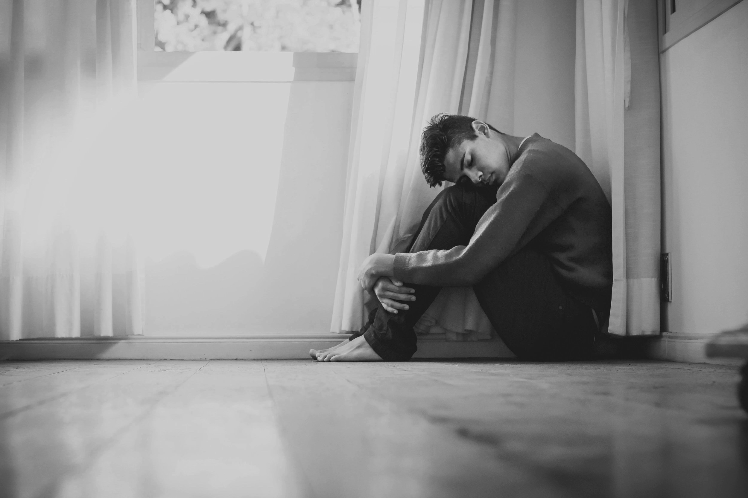 LIVING WITH ANXIETY - IS IT A TEMPORARY ISSUE? -