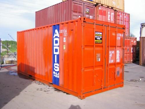 Storage Grade Exterior