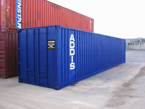 Copy of 40 Foot Standard Containers