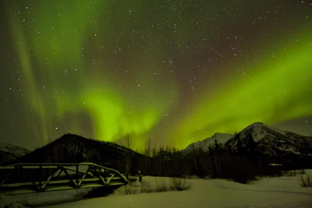 Aurora by Bridge