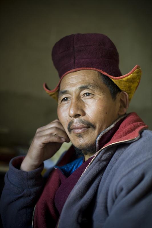 Adult Monk