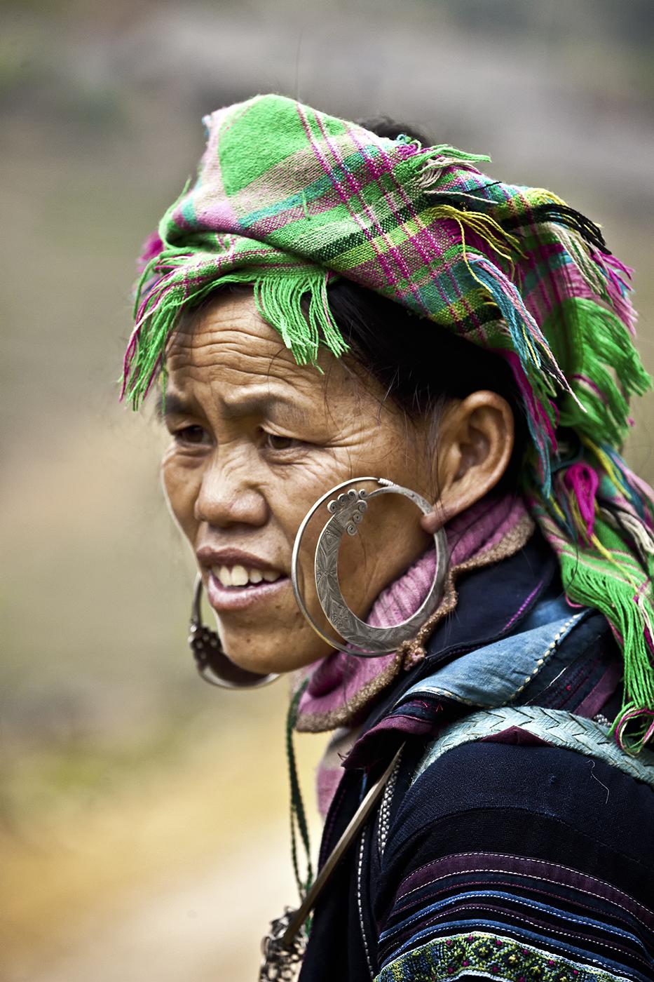 Mung Woman