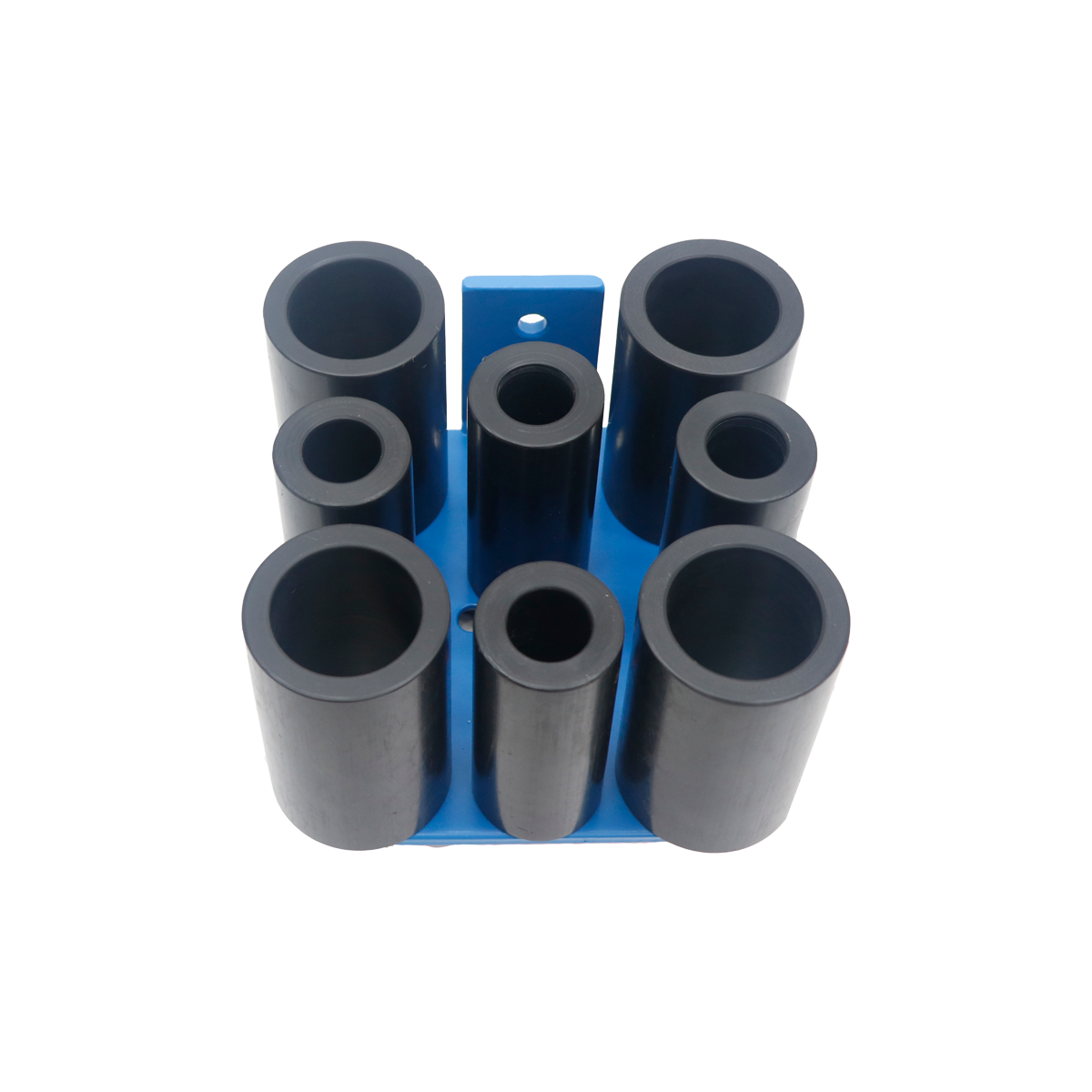 Θήκη Μπαρών 200x200x120mm 5 - Φ50 & 3 - Φ27