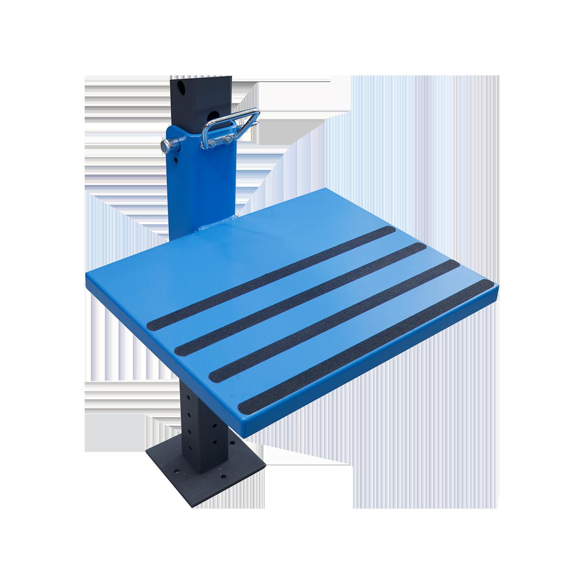 Πλατφόρμα Εκγύμνασης με κλειδί (Αντικαθιστά Box) 440x540mm