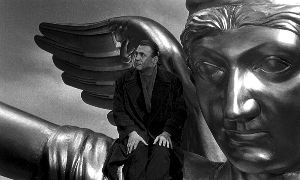 Wings of Desire - Directed by Wim WendersStarring Bruno Ganz, Otto Sander, Solveig Dommartin