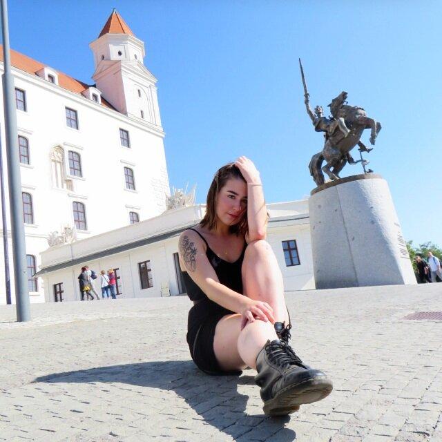 Bratislava Castle Insta