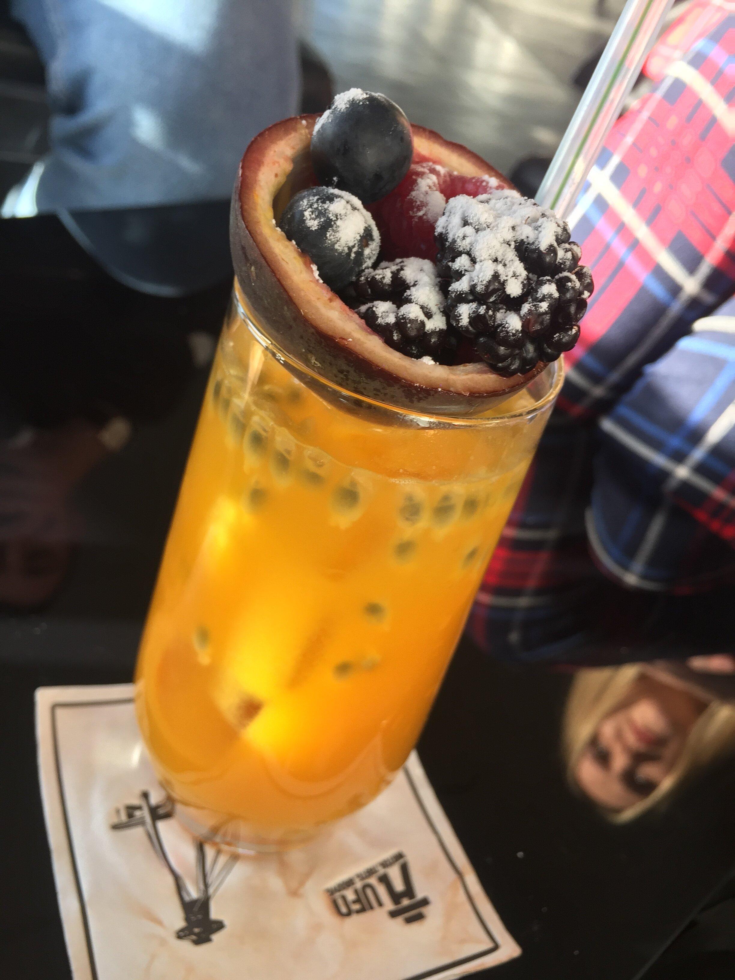 UFO Cocktail