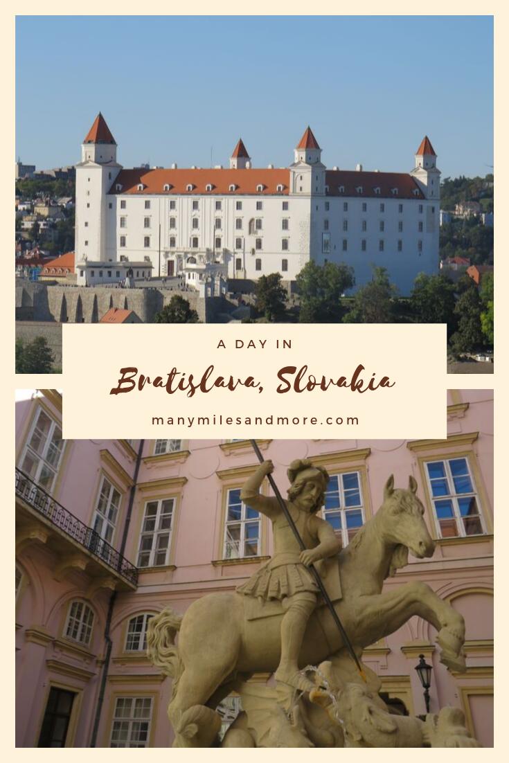 A Day in Bratislava