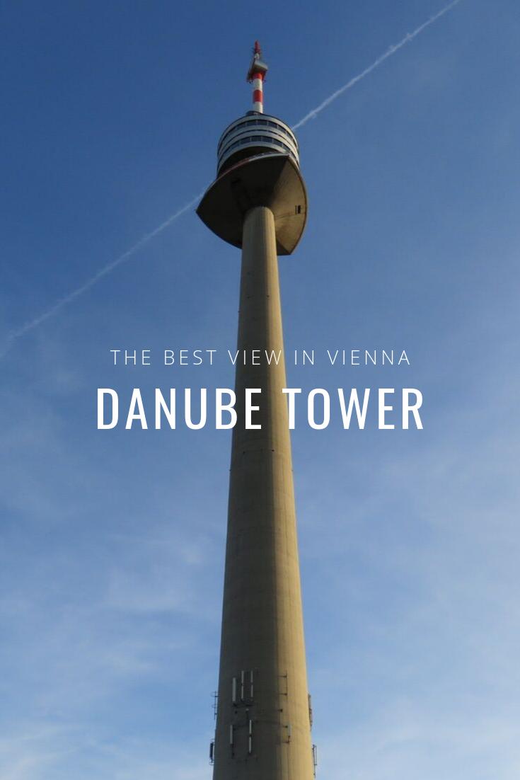 Danube Tower Pin