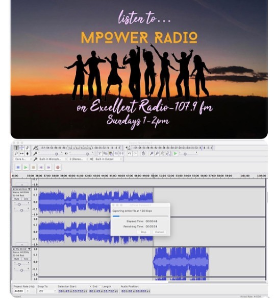 Catch us on 107.9 every Sunday from 1-2pm for relaxing music and a guided movement session through the RADIO WAVES - perfect for a mover on the go! IF you want to move with other movers, come to our weekly MEETUPS at Grover Heights Park during the session! See you there!