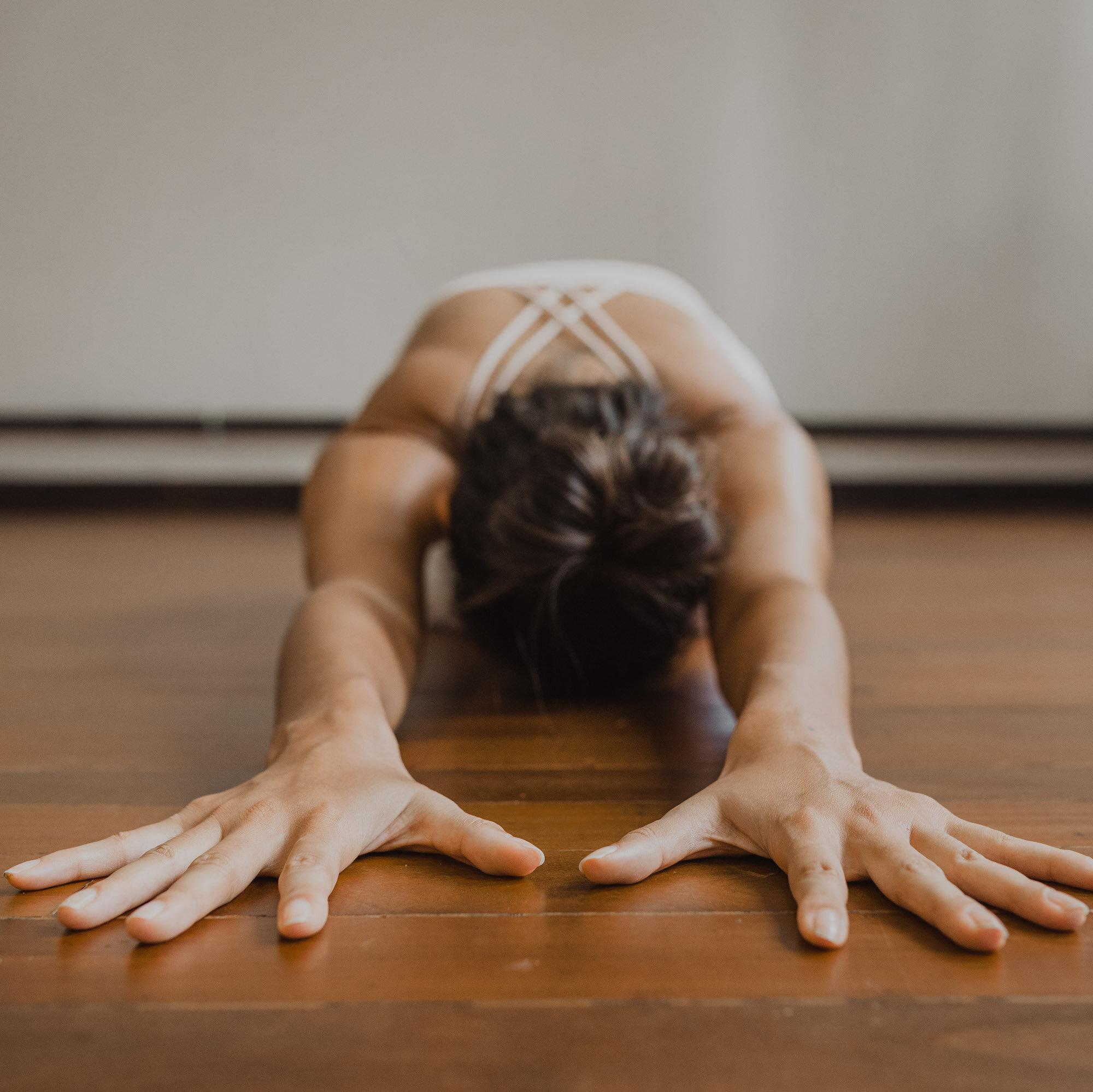 4 Yin Yang - yoga sessions