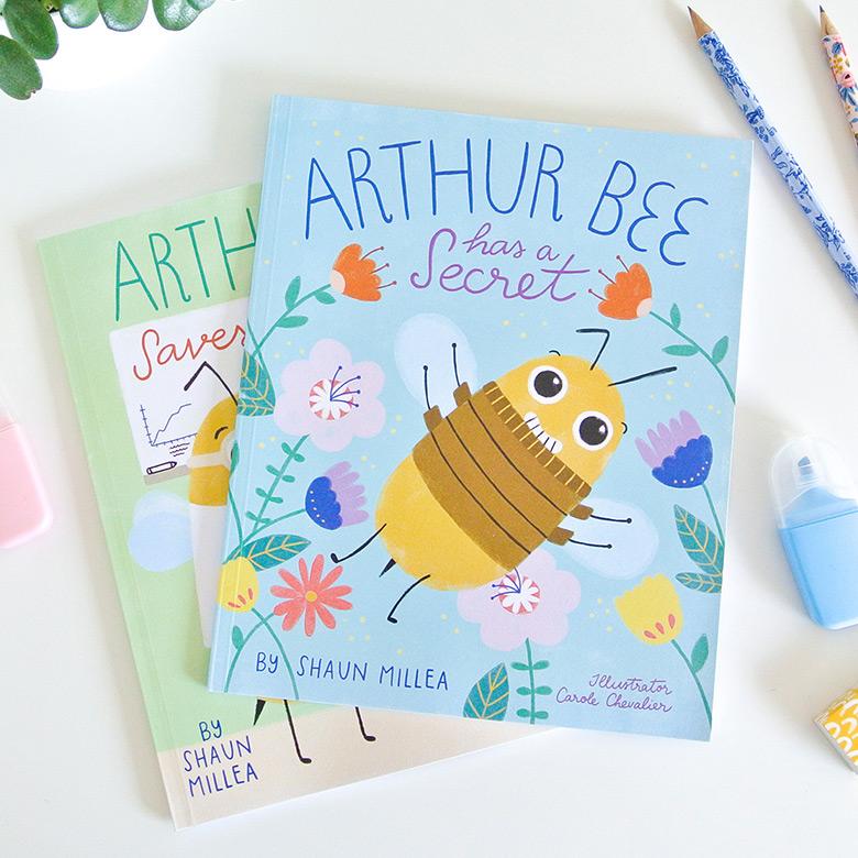 Arthur Bee, Children's Books -