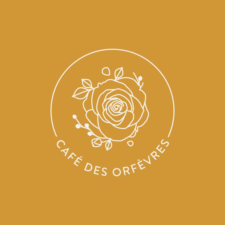 Café des Orfèvres Branding -