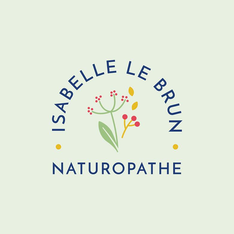 Isabelle Le Brun Branding -