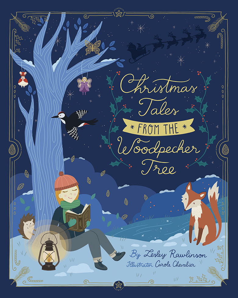 Christmas Tales, Children's Book -