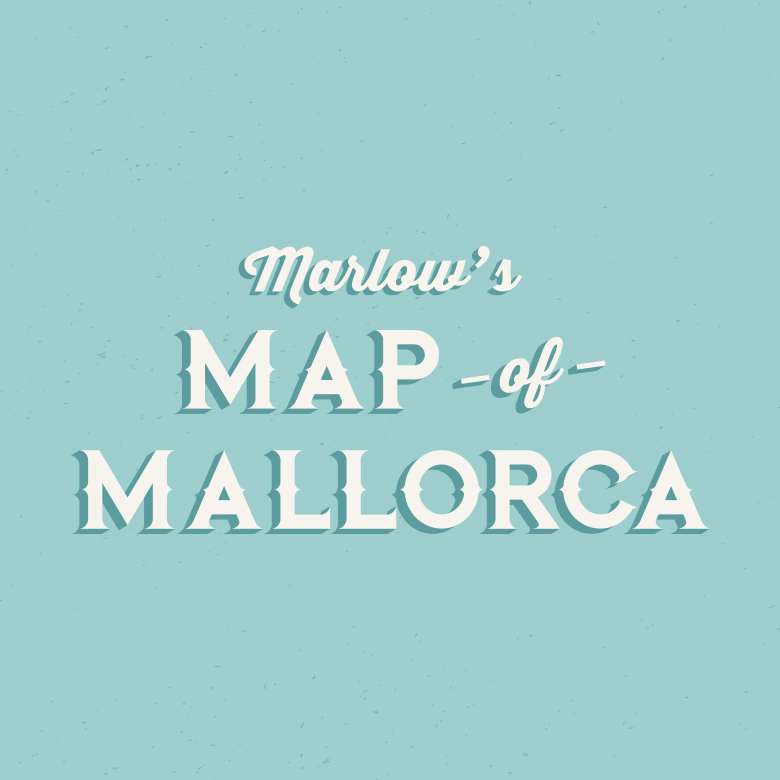 Marlow's Map of Mallorca -