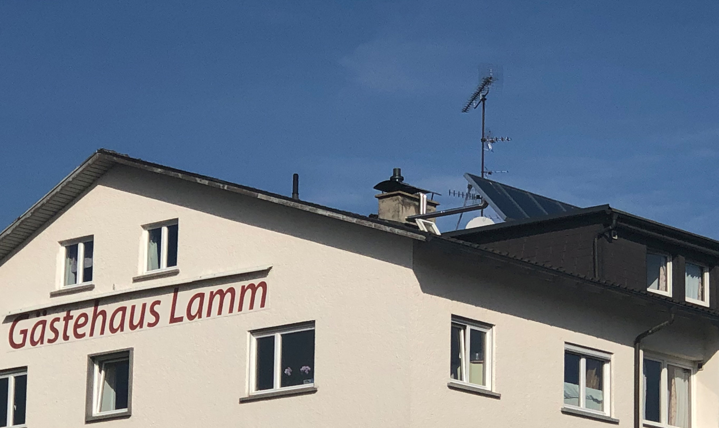 Gästehaus Lamm in Bregenz