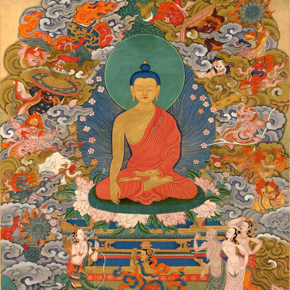 Bouddha Shakyamuni © Terton Sogyal Trust