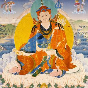 "Padmasambhava ou ""Guru Rinpoché"" © Terton Sogyal Trust"
