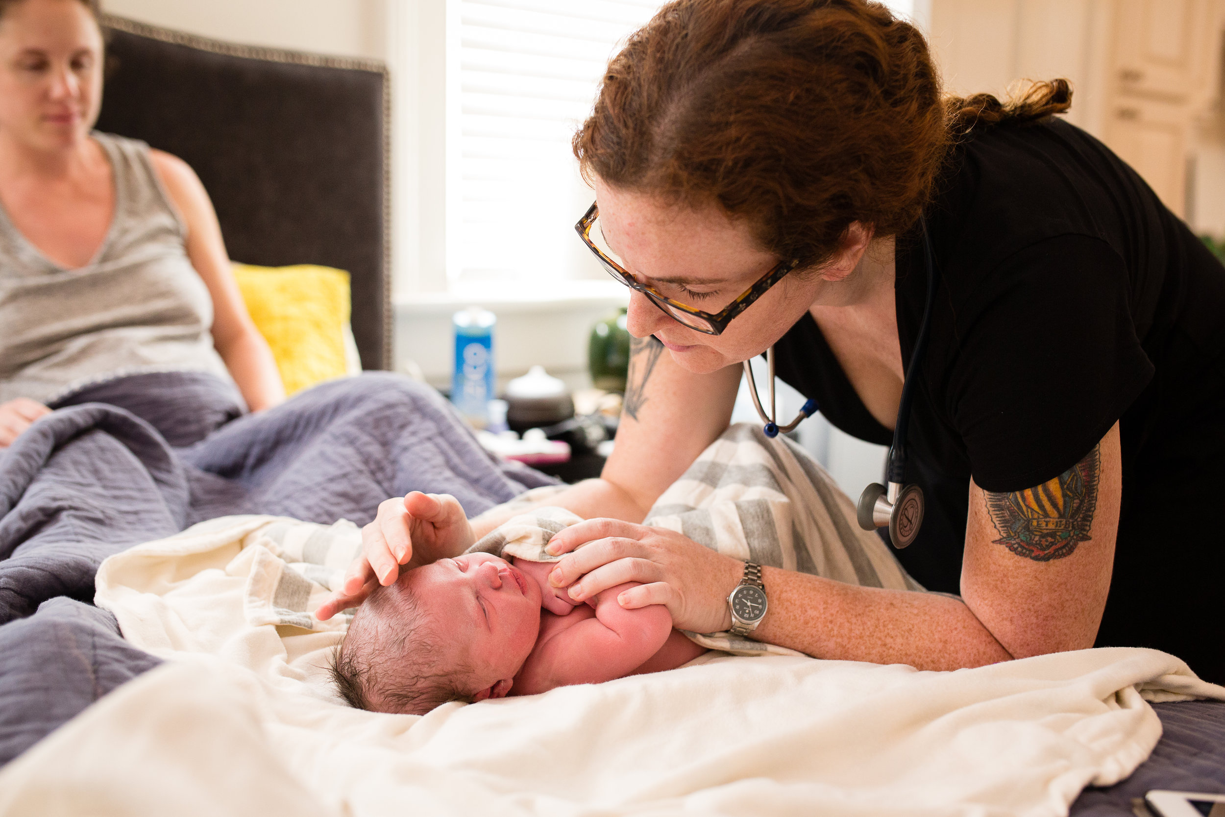 sally midwife covington lousiana