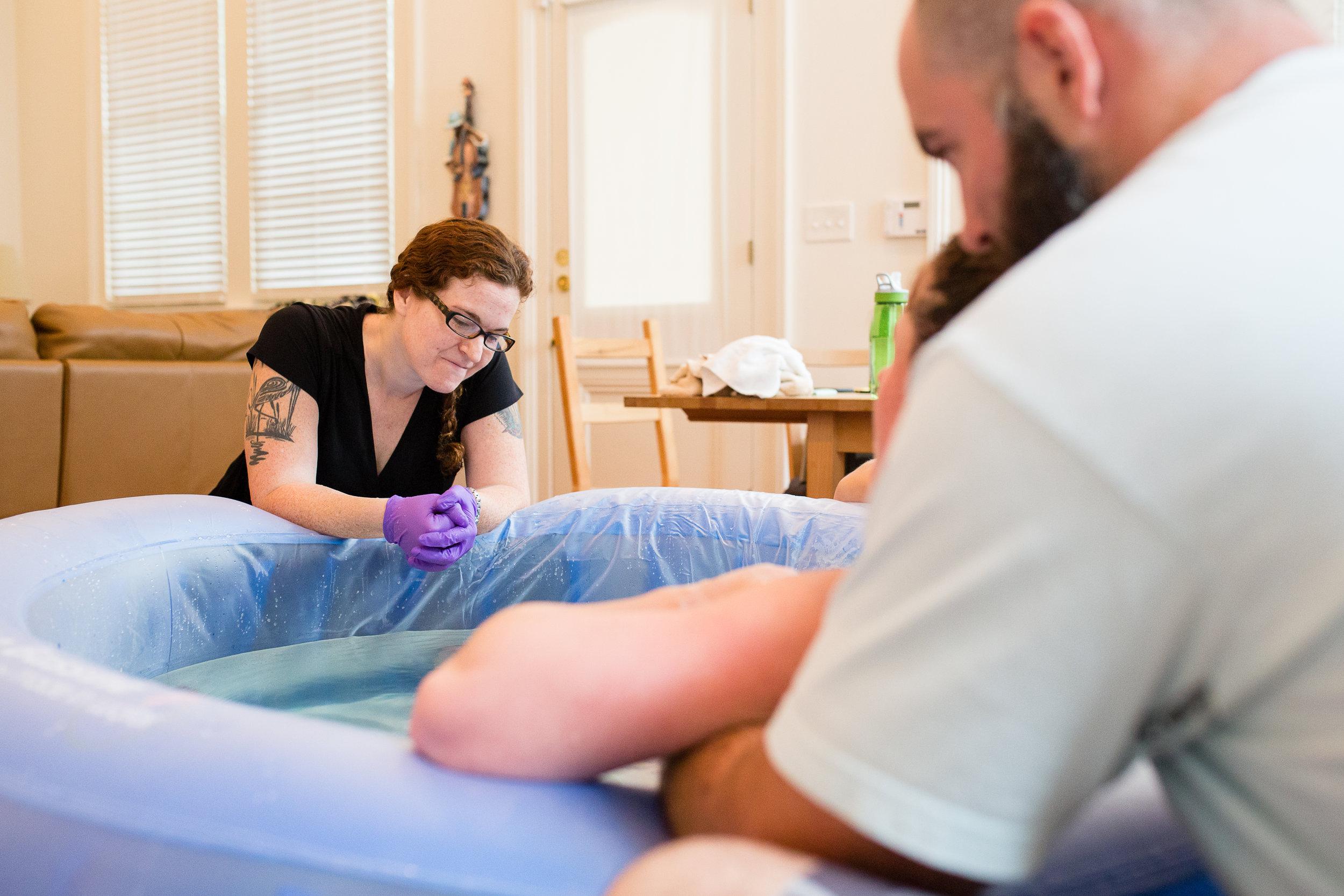 homebirth water birth sally acosta midwife new orleans north shore louisiana