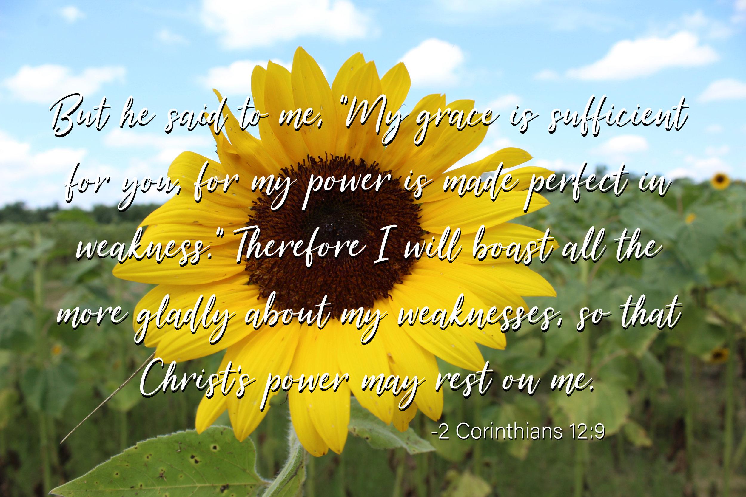 2 Corinthians 12-9 Michelle Jester.jpg