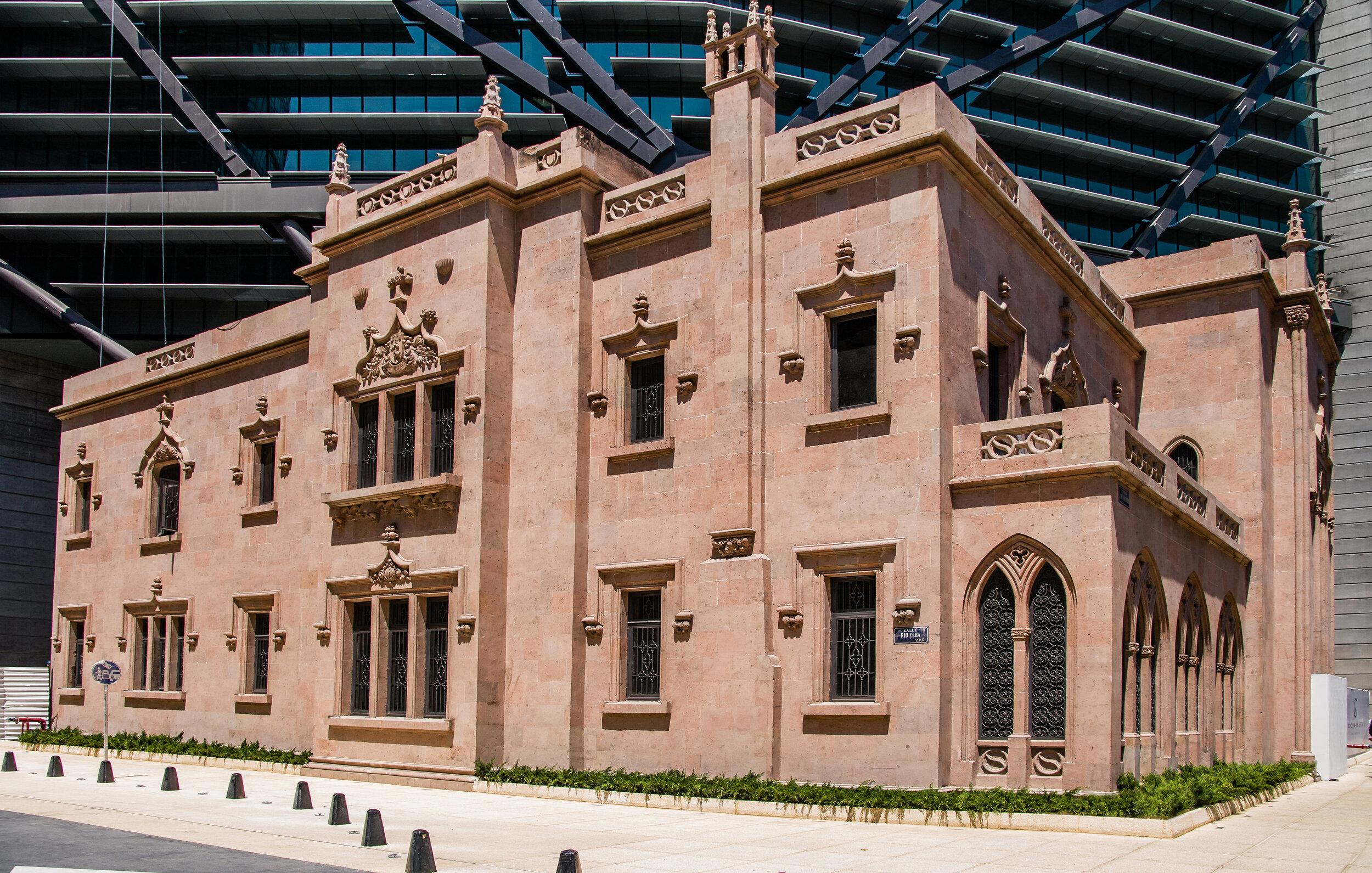 7. Torre Reforma  Casona siglo XX Catalogada por el INBA.jpg
