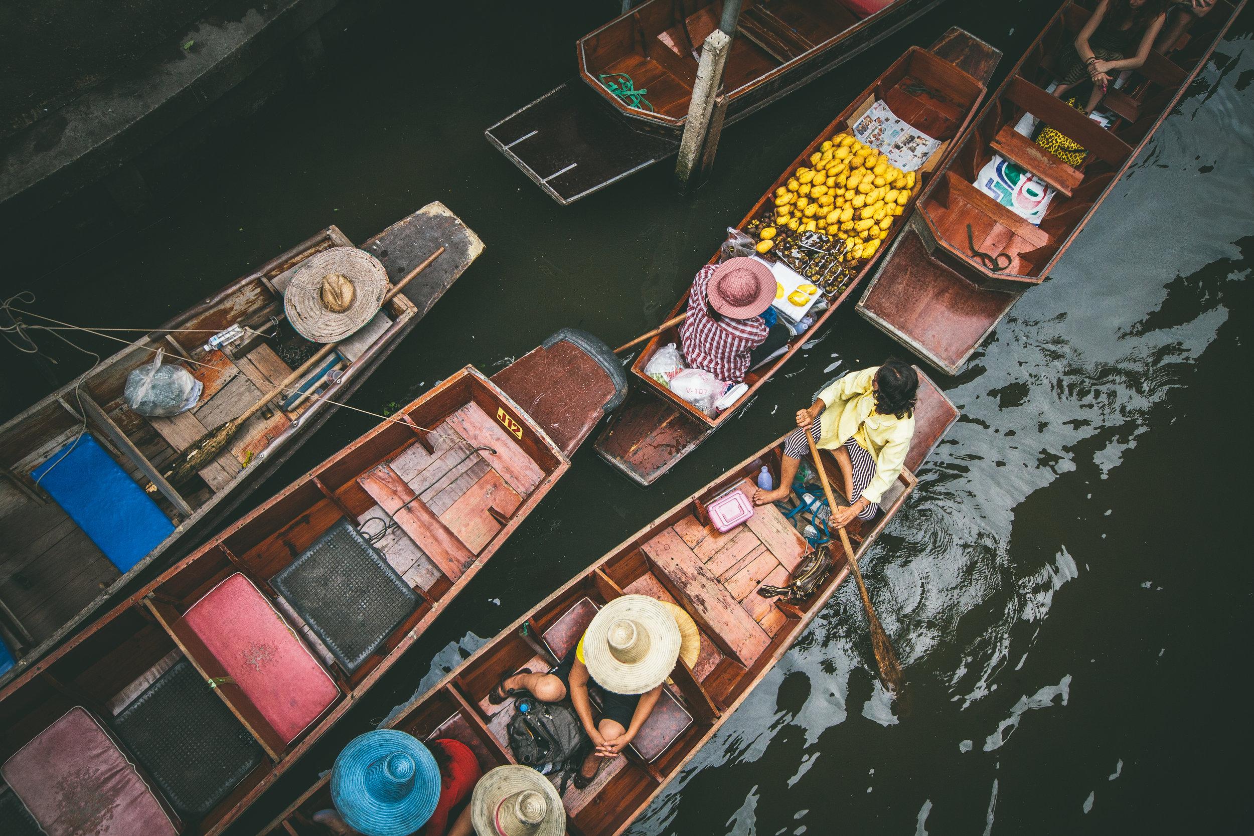 Custom Itineraries -