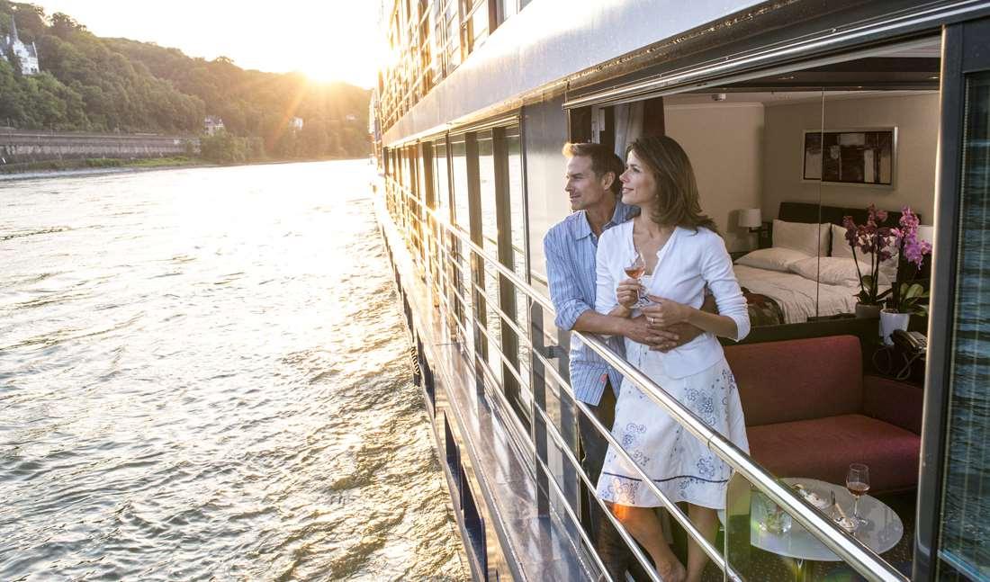 Avalon Waterways Cruise Suite