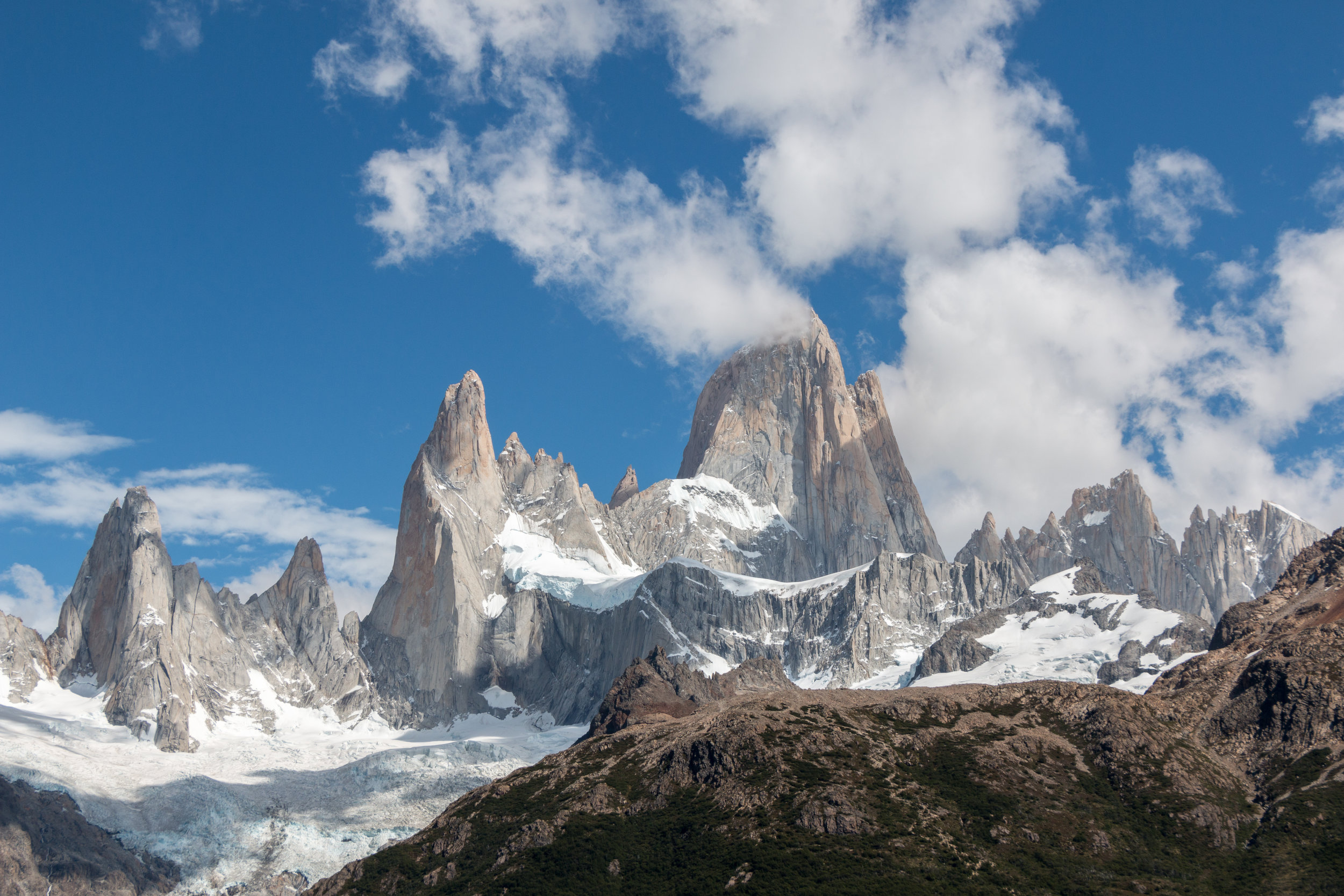 Mountain in Argentina
