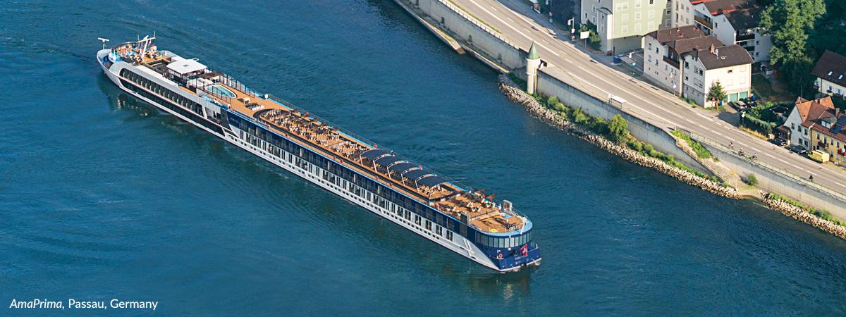 Ama Waterways Ship
