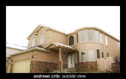This was my house in Littleton, CO. Ignore the silly text on the photo, 18 year old Andrew did that…