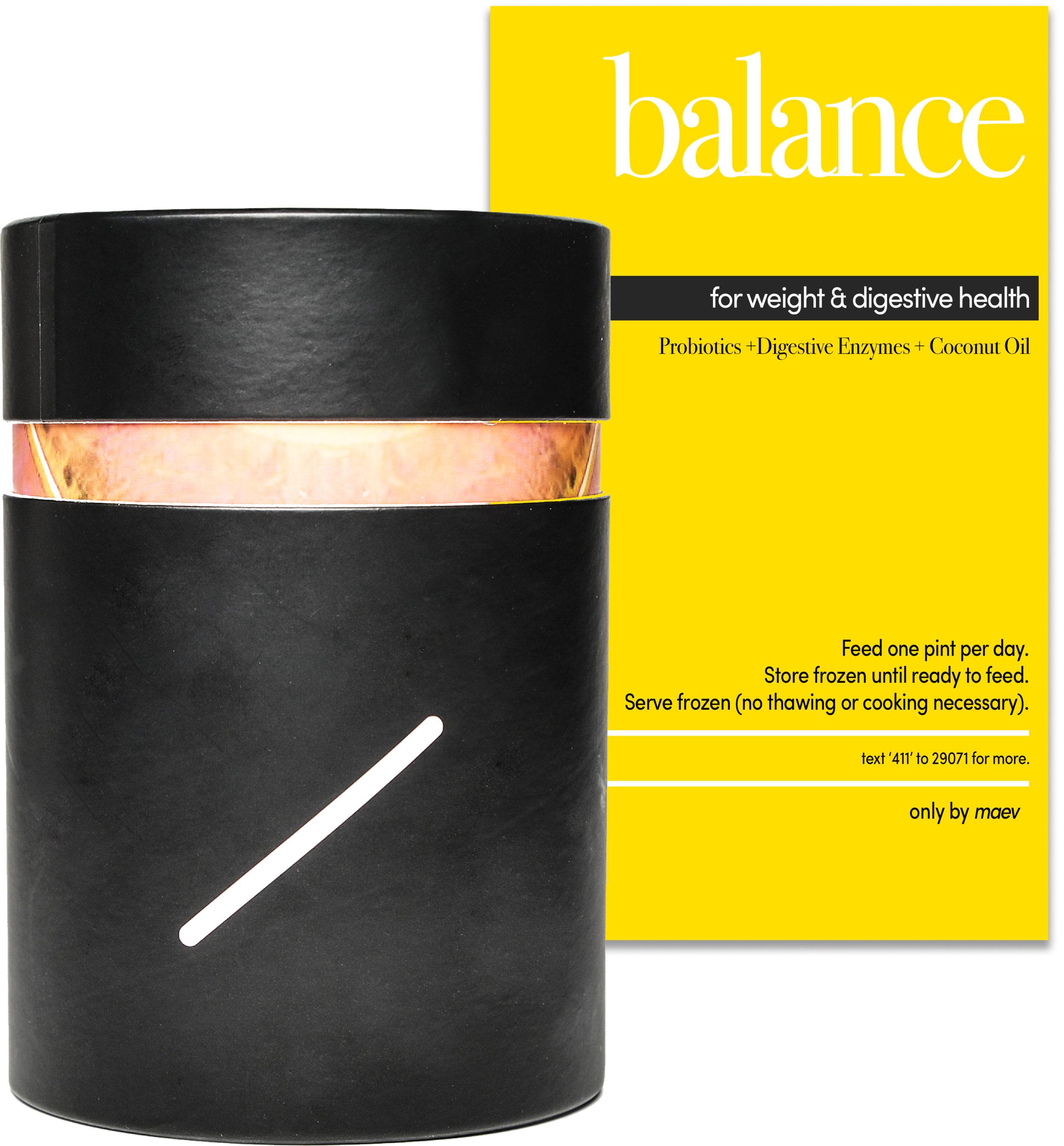 Balance: for Weight & Digestion