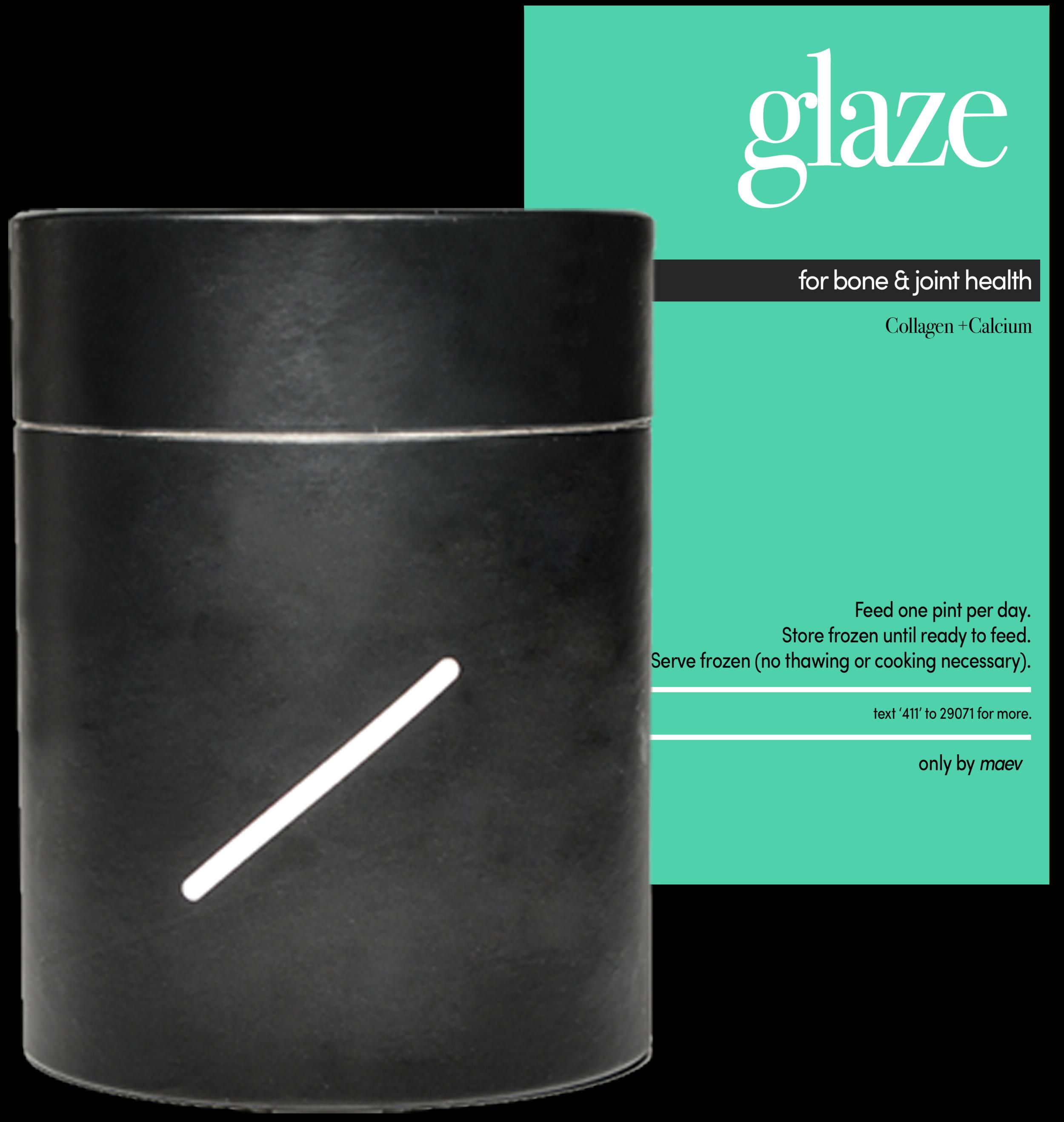 Glaze: for Bones & Joints
